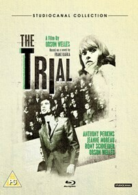 THE TRIAL - SUPER SPECIAL EDITION -BLURAY