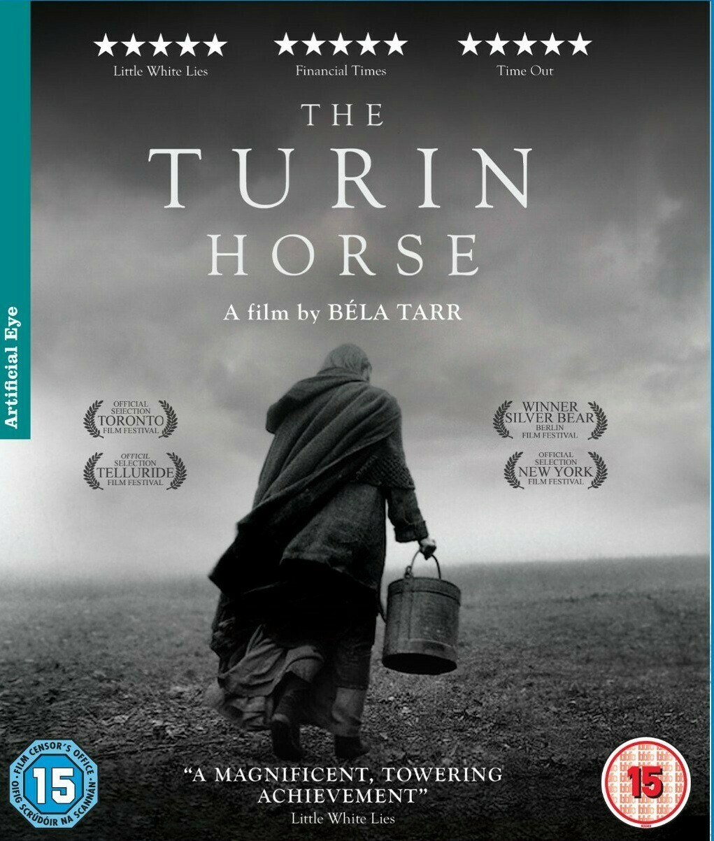 THE TURIN HORSE - BLURAY