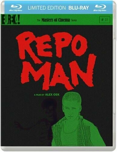REPO MAN - BLURAY