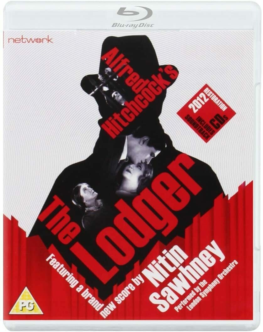 THE LODGER - BLURAY