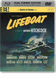 LIFEBOAT - BLURAY