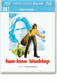 TWO-LANE BLACKTOP - BLURAY