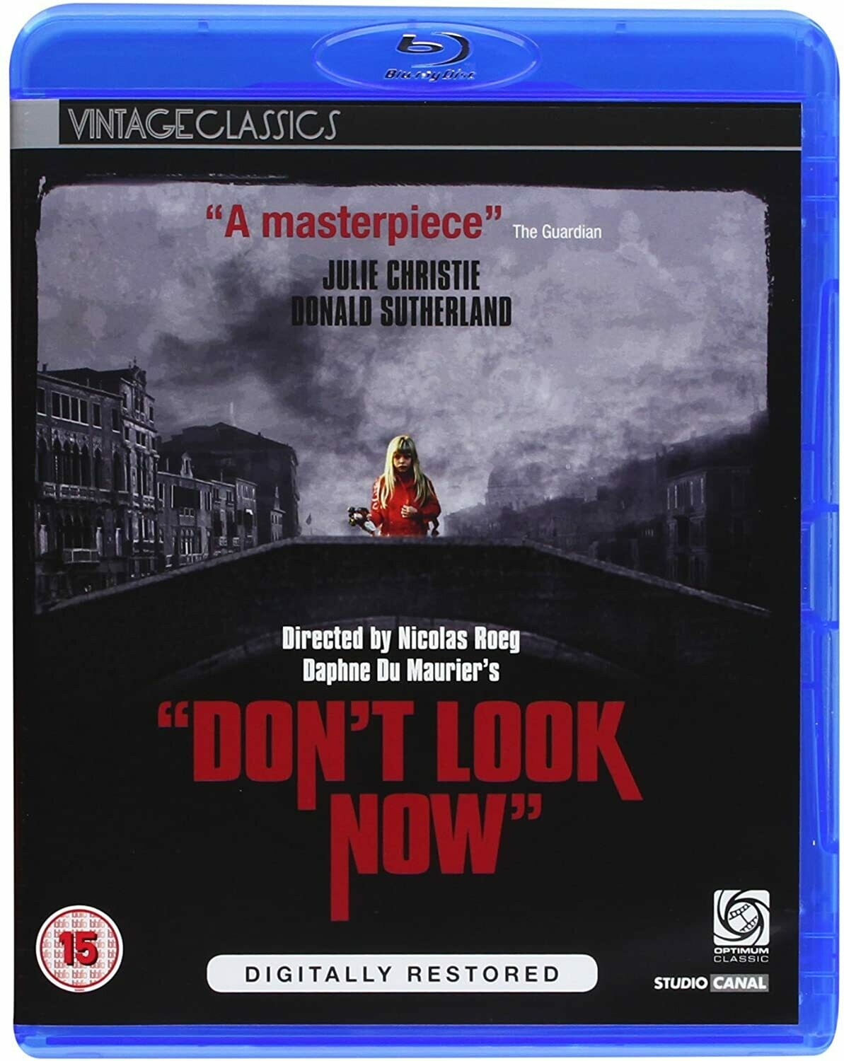 DON'T LOOK NOW - BLURAY