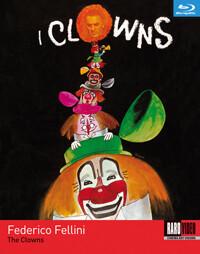 I CLOWNS - BLURAY