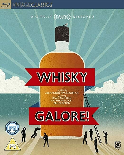 WHISKY GALORE - BLURAY
