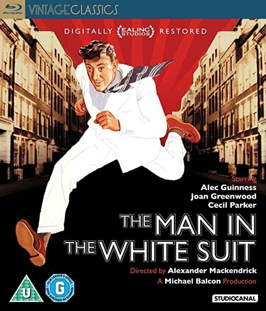 THE MAN IN THE WHITE SUIT - BLURAY