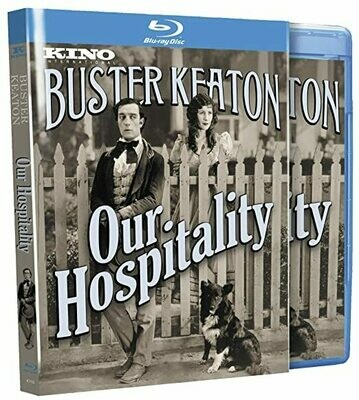 OUR HOSPITALITY - BLURAY