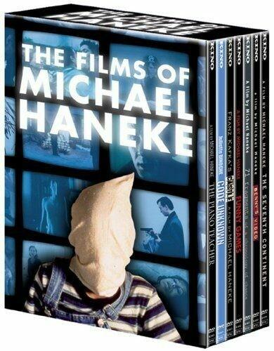 THE FILMS OF MICHAEL HANEKE - BOX SET DVD