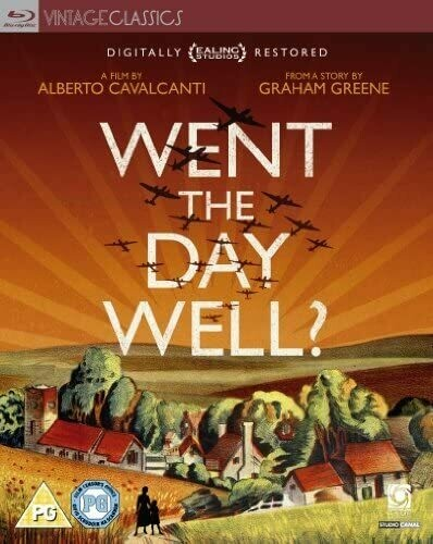 WENT THE DAY WELL? - BLURAY