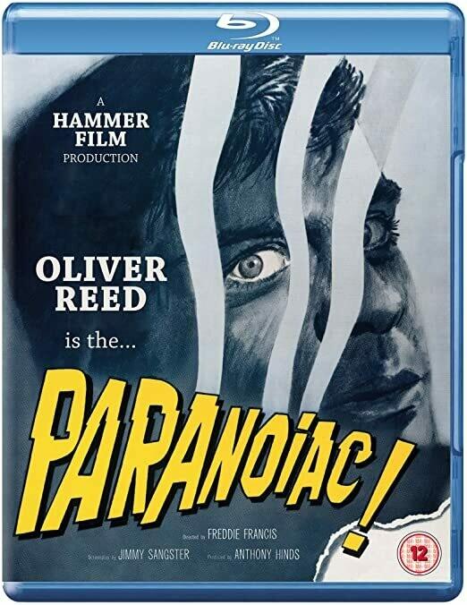 PARANOIAC! - BLURAY