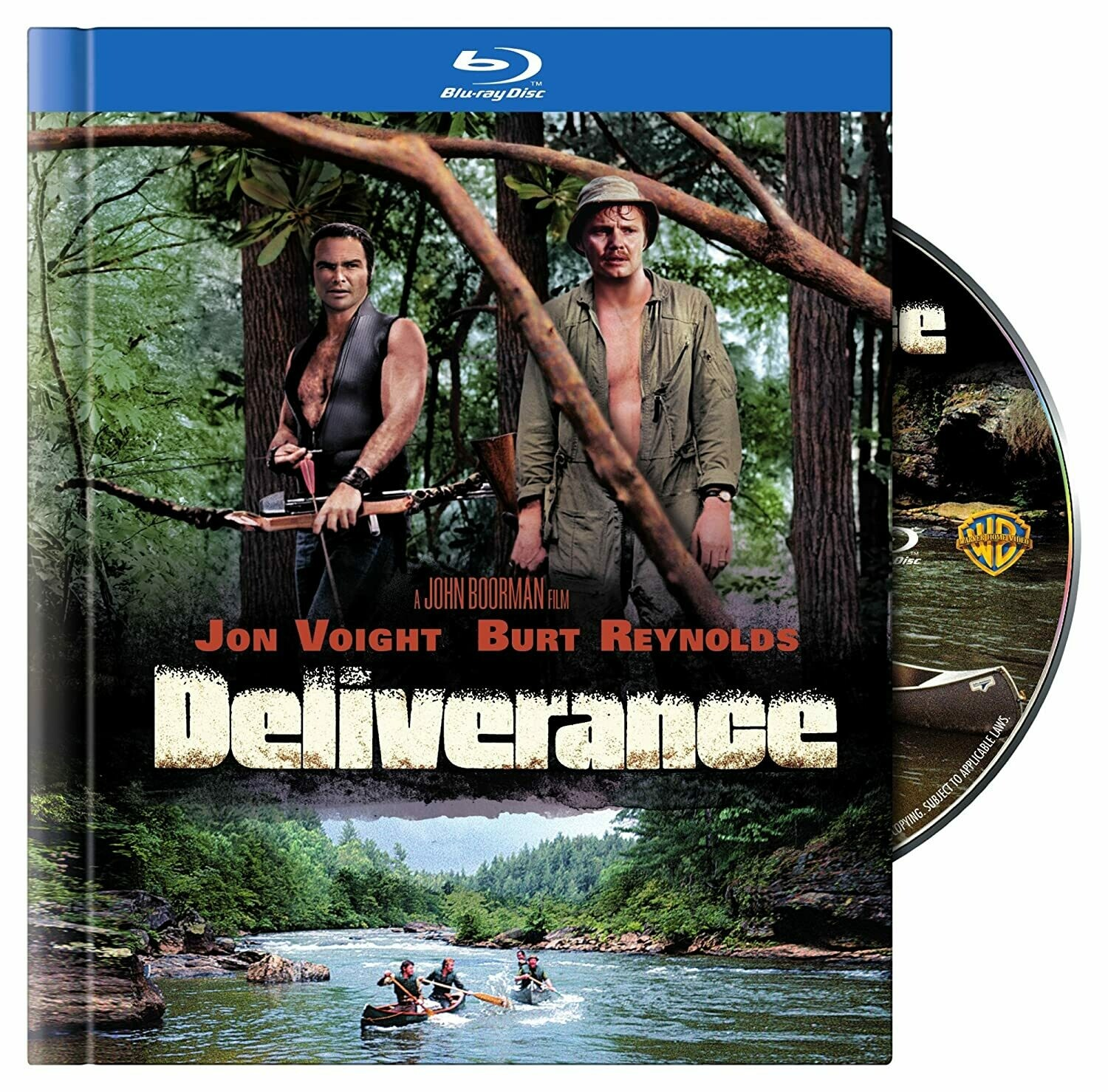 DELIVERANCE - BLURAY