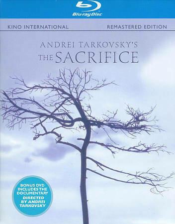 THE SACRIFICE - BLURAY