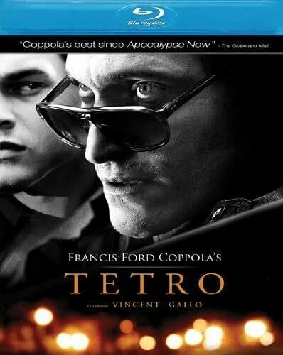 TETRO - BLURAY