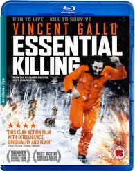 ESSENCIAL KILLING - BLURAY