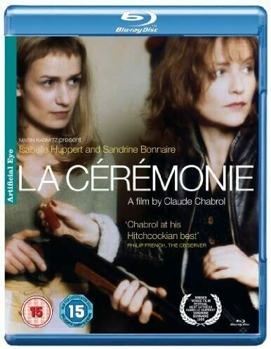 LA CEREMONIE - BLURAY
