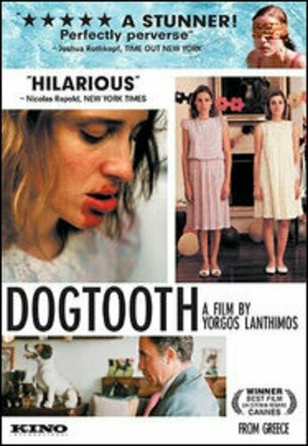 DOGTOOTH - BLURAY