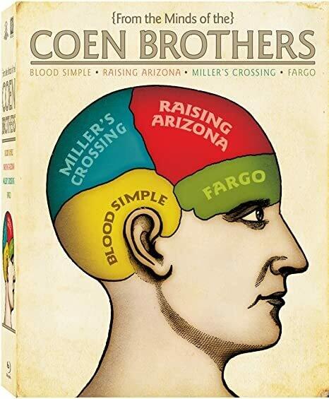 COEN BROTHERS - BOX SET - BLURAY