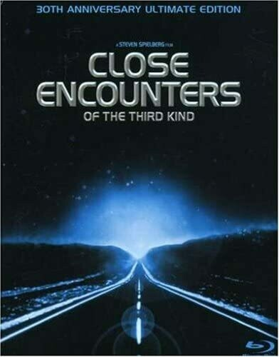 CLOSE ENCONTERS OF THE THIRD KIND - SPECIAL EDITION - BLURAY
