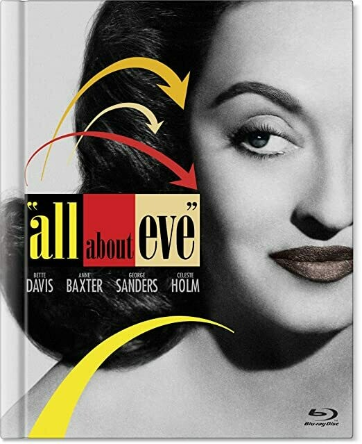 ALL ABOUT EVE - BLURAY
