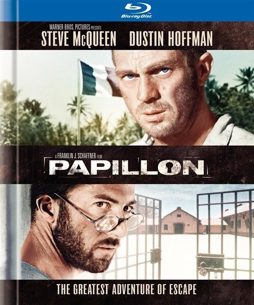 PAPILLON - SPECIAL EDITION - BLURAY