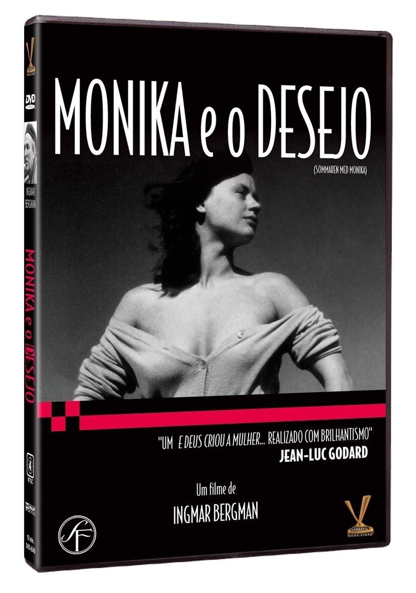 MONIKA E O DESEJO - DVD