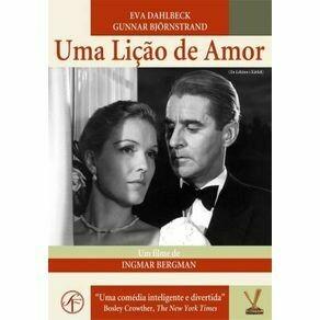 UMA LICAO DE AMOR - DVD