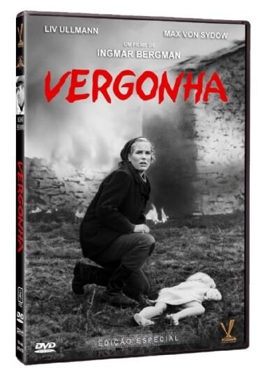 VERGONHA - DVD