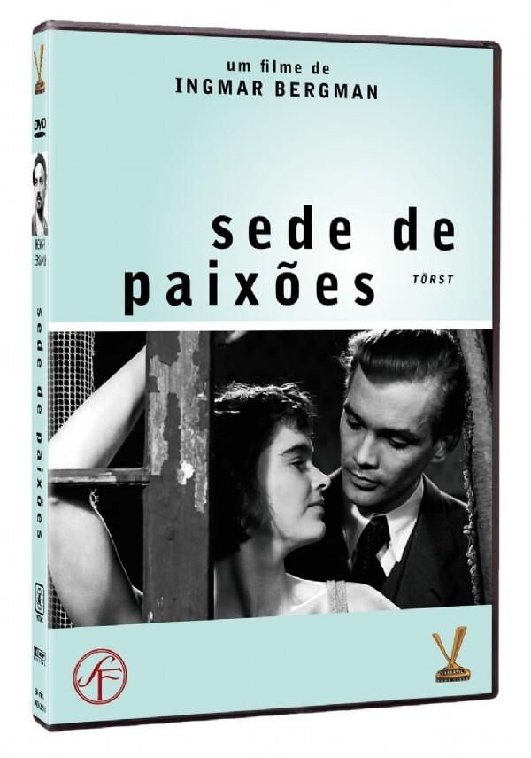 SEDE DE PAIXOES - DVD
