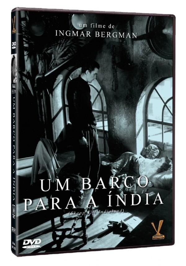 UM BARCO PARA A INDIA - DVD