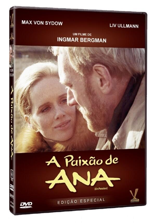 A PAIXAO DE ANA - DVD
