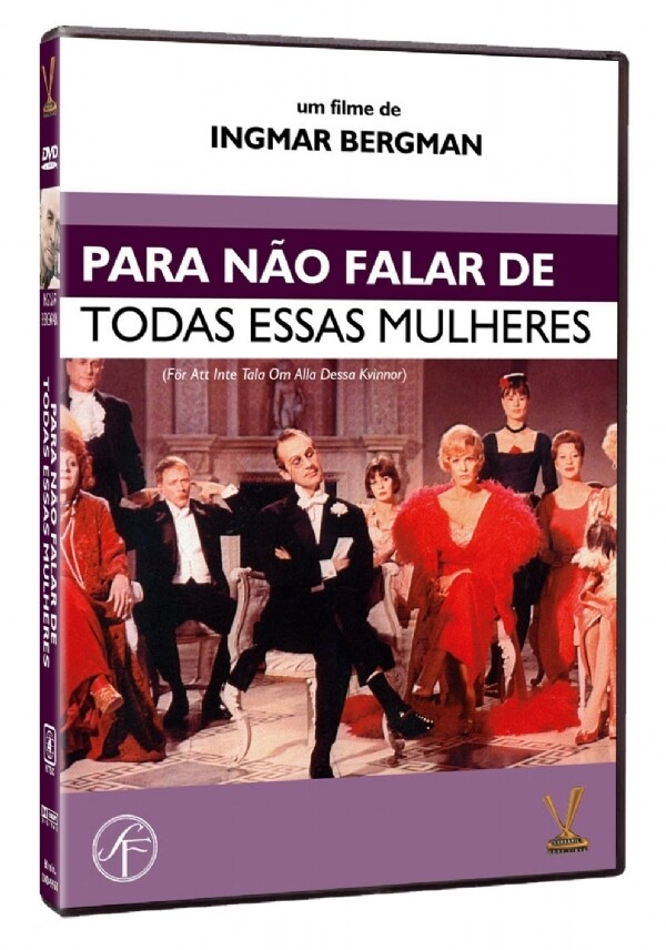 PARA NAO FALAR DE TODAS AS MULHERES - DVD
