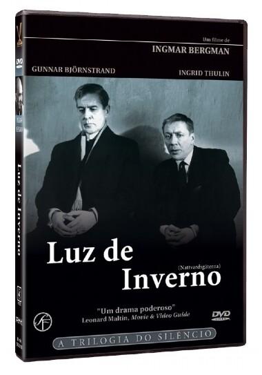 LUZ DE INVERNO - DVD