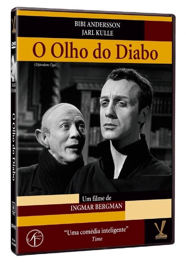 O OLHO DO DIABO - DVD