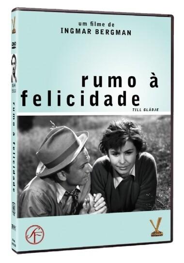 RUMO A FELICIDADE - DVD