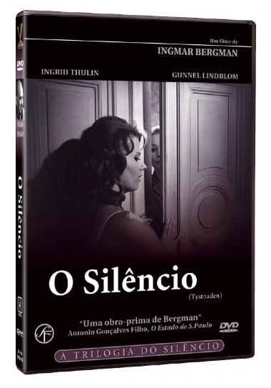 O SILENCIO - DVD