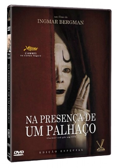 NA PRESENCA DO PALHACO - DVD