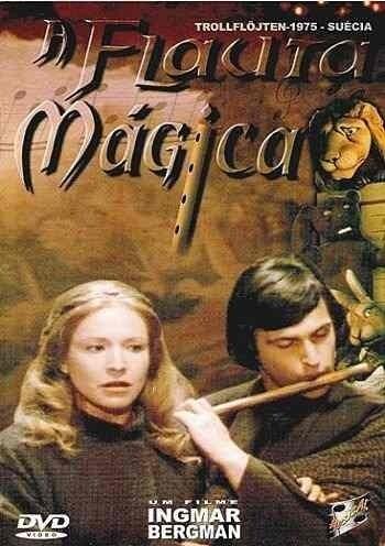 A FLAUTA MAGICA - DVD