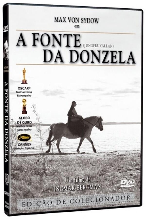 A FONTE DA DONZELA - DVD