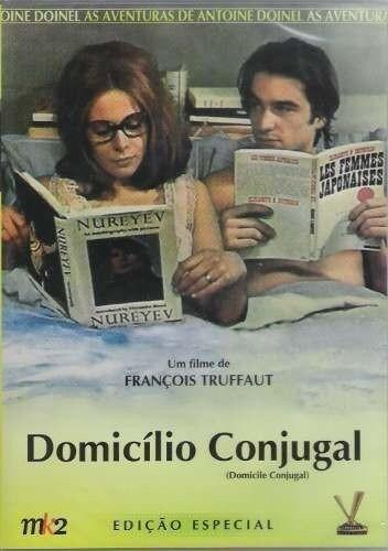 DOMICILIO CONJUGAL - DVD