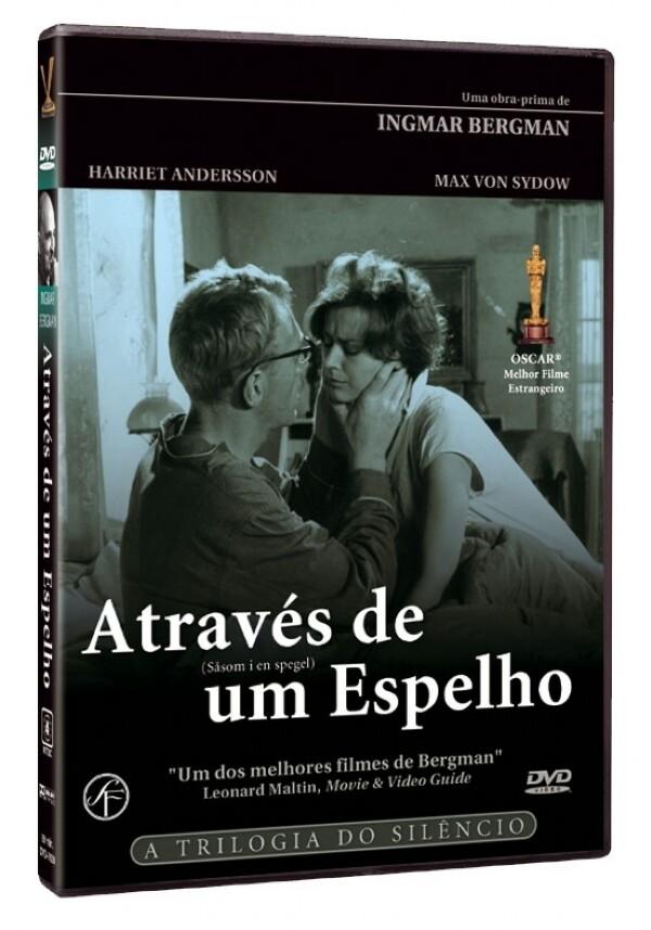 ATRAVES DO ESPELHO - DVD