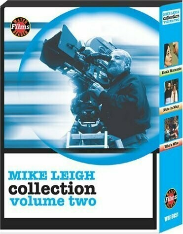 MIKE LEIGH COLLECTION - VOL. 2 - BOX SET - DVD