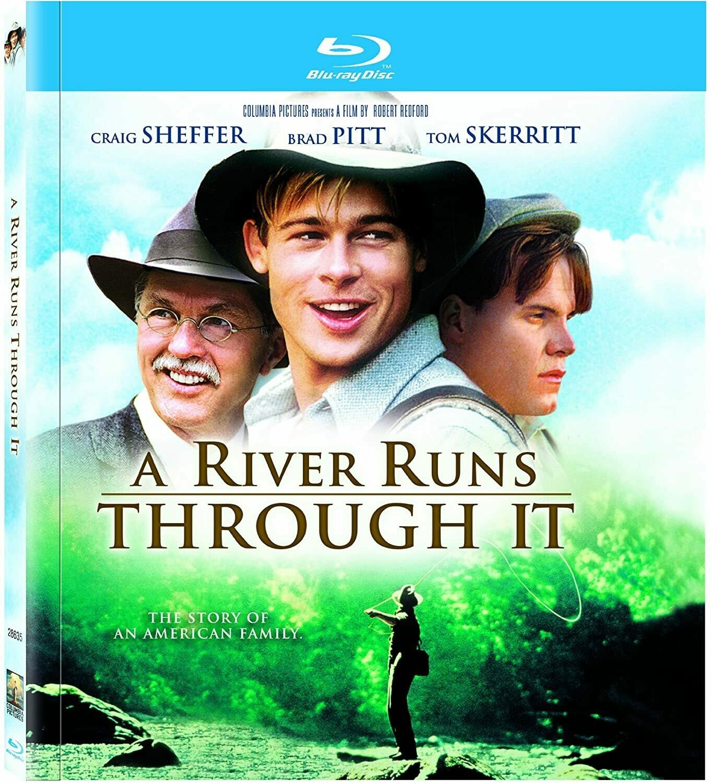 A RIVER RUNS THROUGH IT - BLURAY