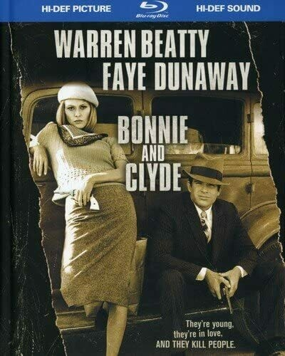 BONNIE AND CLYDE - BLURAY