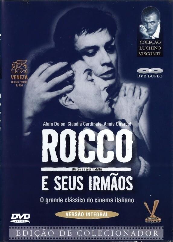 ROCCO E SEUS IRMAOS - DVD