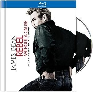 REBEL WITHOUT A CAUSE - BLURAY