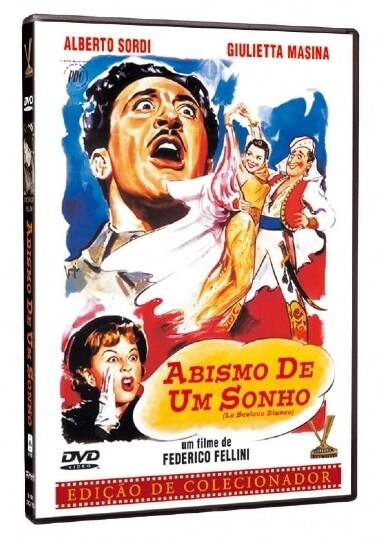 ABISMO DE UM SONHO - DVD