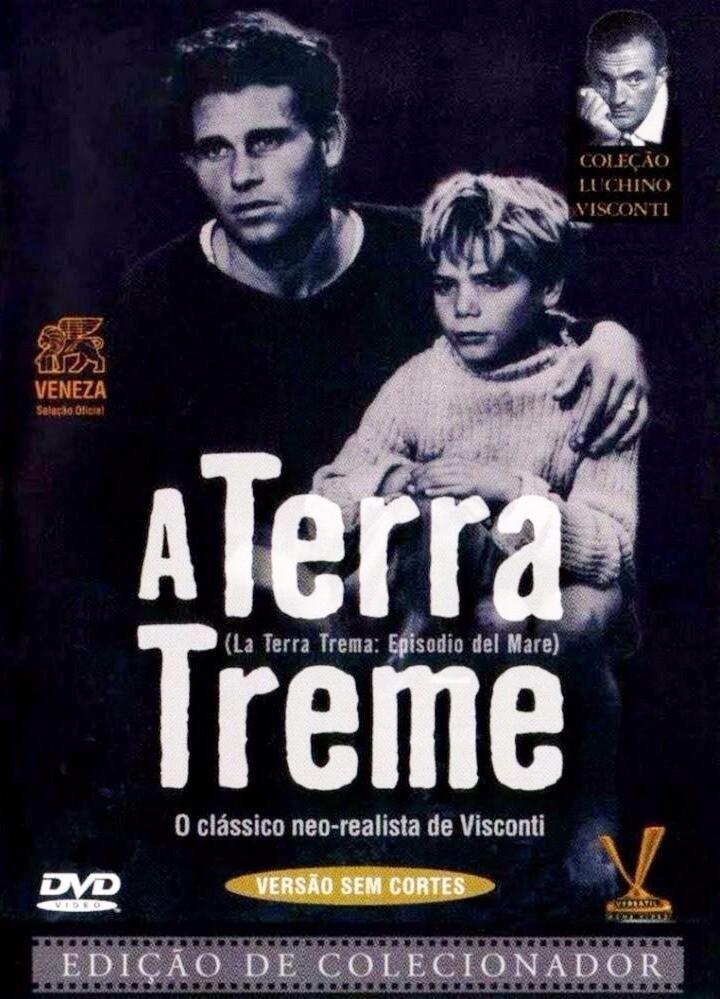 A TERRA TREME - DVD