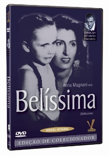 BELISSIMA - DVD