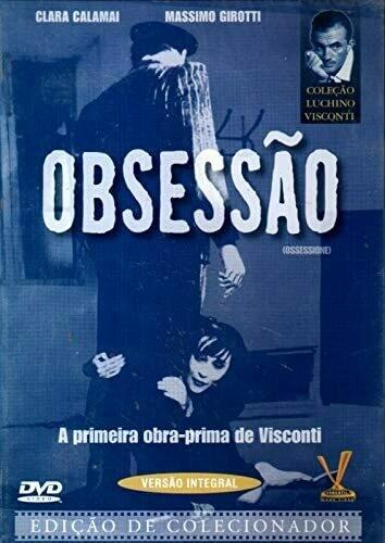 OBSESSAO - DVD