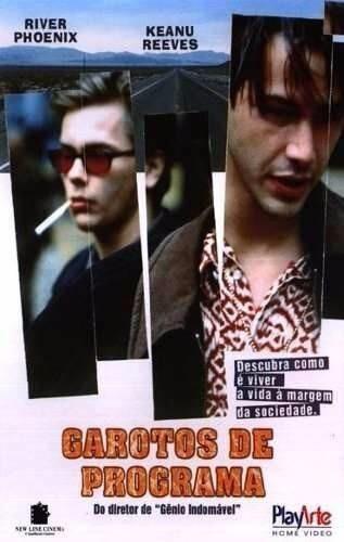 GAROTOS DE PROGRAMA - DVD